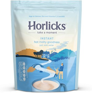 Horlicks Instant Hot Malty Goodness 400g